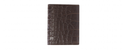 Crocodile Driving Licence Wallet