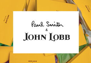 Paul Smith and John Lobb